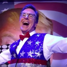 VIDEO: Stephen Colbert Kicks Off LATE SHOW Convention Coverage Broadway Style!
