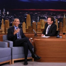 PHOTO: First Look - President Barack Obama Makes First-Ever TONIGHT SHOW Appearance