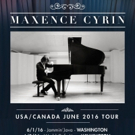 Maxence Cyrin Returns with NOVO PIANO II; Plays LPR This June