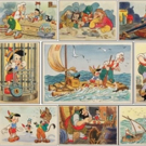 Rare and Important Disney Animation Art and Disneyland Treasures Up For Auction