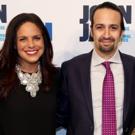 Photo Flash: HAMILTON's Lin-Manuel Miranda Honored at John Jay College Educating for Justice Gala