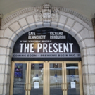Up on the Marquee: THE PRESENT