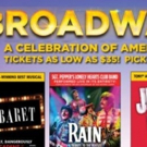 JERSEY BOYS, CABARET, CHICAGO and More Set for Ruth Eckerd Hall's 2017-18 Broadway Season