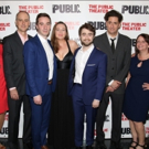 Photo Coverage: Daniel Radcliffe & Company Pose on Opening Night of Public Theater's PRIVACY
