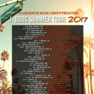 J Boog Launches New Music Video & Embarks On Summer Tour 2017