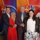Photo Flash: Kristin Chenoweth & Cast of NBC's HAIRSPRAY LIVE Appear at Summer Press Tour