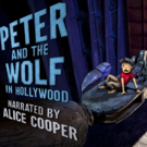 Giants Are Small Unveils PETER AND THE WOLF IN HOLLYWOOD iPad App