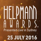 Presenters, Performers Set for 16th Annual HELPMANN AWARDS Ceremony