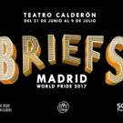 BRIEFS se estrena en España en el Teatro Calderón