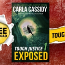 Harlequin Launches The Tough Justice Series