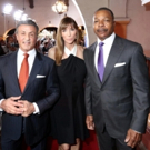 Sylvester Stallone Receives SBIFF's Montecito Award