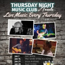 Tocolo Cantina Bringing Live Music Into the Mix With 'Thursday Night Music Club at Tocolo'