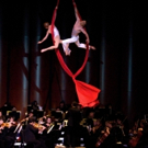 CIRQUE GOES TO THE MOVIES to Fly Acrobats to the Houston Symphony