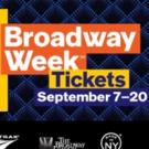 2-for-1 Broadway Week Tickets on Sale Now!