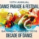 Garth Fagan, KS 360 and B-Girl Rokafella Serve as 2016 Dance Parade Grand Marshals