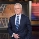 CBS EVENING NEWS WITH SCOTT PELLEY Adds Viewers Year-to-Year