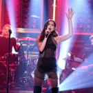 VIDEO: Dua Lipa Makes U.S. TV Debut Performing 'Hotter Than Hell' on TONIGHT SHOW