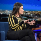 VIDEO: Idina Menzel on Performing at White House, Upcoming Tour & More on LATE SHOW