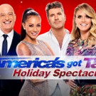 Encore of NBC's AMERICA'S GOT TALENT: HOLIDAY SPECTACULAR Delivers 3.6 Million Viewers