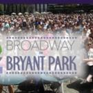 Brennyn Lark, Aaron Walpole & More Will Perform at This Week's Broadway in Bryant Park