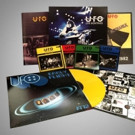 Take Flight With Hard Rock Heroes UFO In A Super Deluxe Box Set of Vintage Live Performances