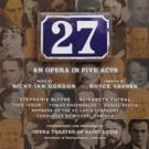 Pittsburgh Opera to Present Ricky Ian Gordon's 27, 2/20
