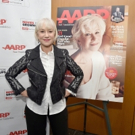 Photo Flash: Stage and Screen Star Helen Mirren Celebrates AARP The Magazine Cover Issue