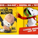 THE PEANUTS MOVIE Coming to Digital HD and Collector's Edition Blu-ray/DVD