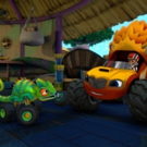 Billy Ray Cyrus Guests in Nickelodeon's All-New Blaze and the Monster Machines WILD WHEELS Specials