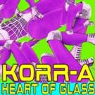 "KORR-A Releases Fiery New Music Video Making You Want to Break Her ""Heart Of Glass."""