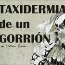 Llega a Madrid el estreno de EDITH PIAF. TAXIDERMIA DE UN GORRIÓN