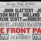 Extra, Extra! Star-Studded FRONT PAGE Revival Recoups on Broadway