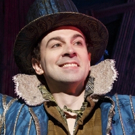 Photo Flash: First Look at Rob McClure in Broadway's SOMETHING ROTTEN!