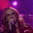 VIDEO: Ingrid Michaelson Performs 'Hell No' on LATE LATE SHOW