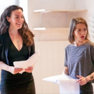 Photo Flash: In Rehearsal With BURNING BRIDGES at Theatre 503