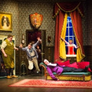 Comedy Chaos In THE PLAY THAT GOES WRONG At The Lyceum Theatre