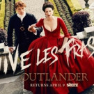 Starz to Premiere New Season of Hit Series OUTLANDER, 4/9; Teaser Art Revealed
