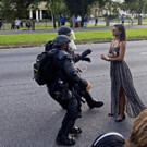 CBS's Gayle King to Conduct First TV Interview with Woman Featured in Viral Protest Image