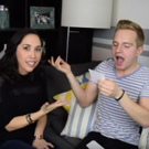 STAGE TUBE: ON YOUR FEET's Andrea Burns Plays 'Broadway Taboo' with Tyler Mount