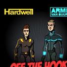 Armin van Buuren & Hardwell Releases New Single 'Off The Hook'