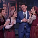 VIDEO: Tradition! FIDDLER ON THE ROOF Cast Joins Stephen Colbert to Perform Classics