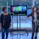 STAGE TUBE: RENT Cast Members Perform on Local TV, WFAA