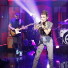 VIDEO: MisterWives Perform 'Hurricane' on LATE NIGHT