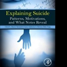 Elsevier Releases EXPLAINING SUICIDE