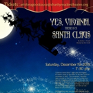 Charity Readers Theatre Presents YES, VIRGINIA, THERE IS A SANTA CLAUS, 12/19