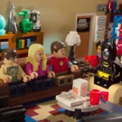 VIDEO: BIG BANG THEORY Undergoes Lego Transformation to Celebrate LEGO Batman