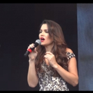 STAGE TUBE: Samantha Barks Sings 'On My Own' at West End Live