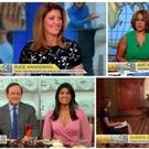 CBS THIS MORNING is Only Network Morning News Program to Post Viewer Gains