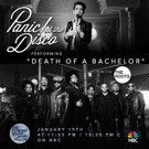 Panic! At The Disco to Perform 'Death Of A Bachelor' on TONIGHT SHOW