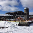 Photo Flash: Weston Playhouse's Second Stage Construction Reaches New Heights Photos